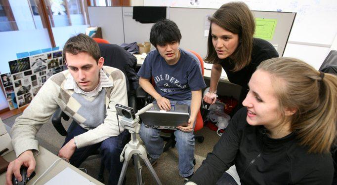 Estudiantes de ingeniería