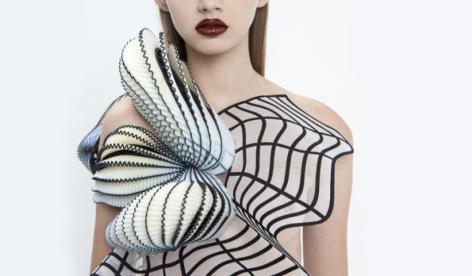 3. Fashion 3D printing