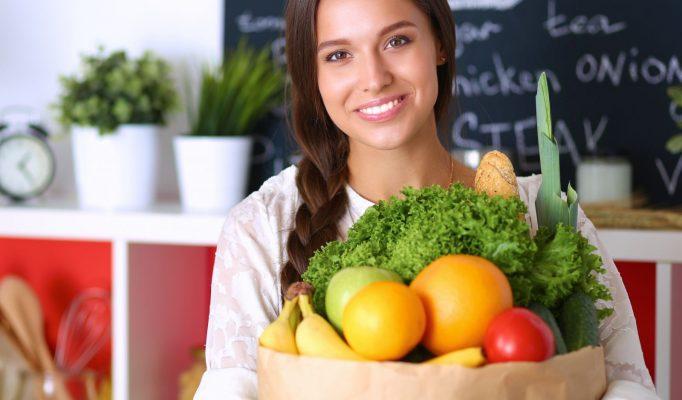 6.comer saludable